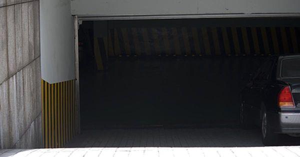Puerta garaje abriendo se automática