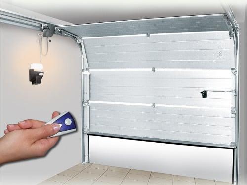 Puertas autom ticas reparaci n instalaci n y mantenimiento - Puertas para cocheras electricas ...