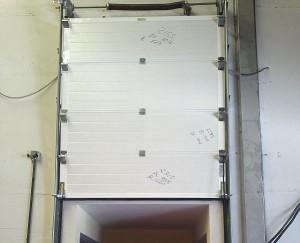 Portón industrial