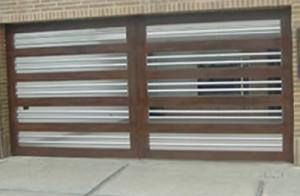 Puertas de garaje en Guadalajara instaladas