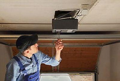 Instalador de puertas de garaje